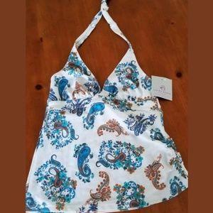 Laura Beach by Janine robin bikini top 8